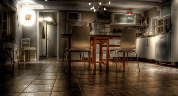 pavimento laminato per cucina idea creativa della casa e