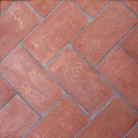 Tipi di materiali per il pavimento delle scale - Cotto per scale ...