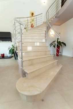 il marmo per il pavimento del soggiorno | Pavimento .it