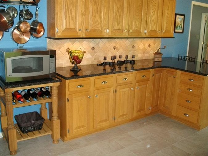 Pavimento in marmo per la cucina - Lavandini in marmo per cucina ...