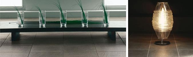 Pavimento antiscivolo in gres porcellanato ideale per gli interni
