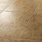 Pavimento in ceramica per la cucina