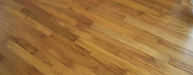 Pavimento in legno: Parquet prefinito